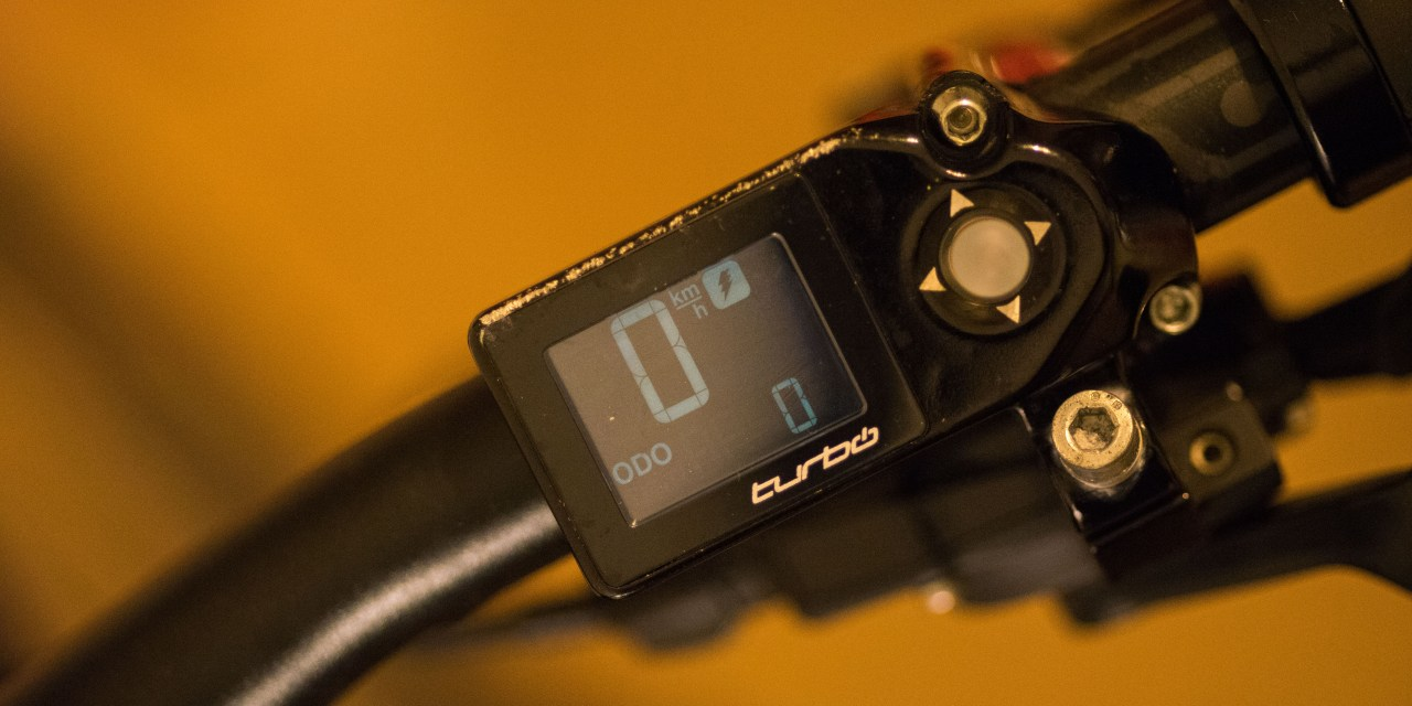 specialized turbo s e-bike display