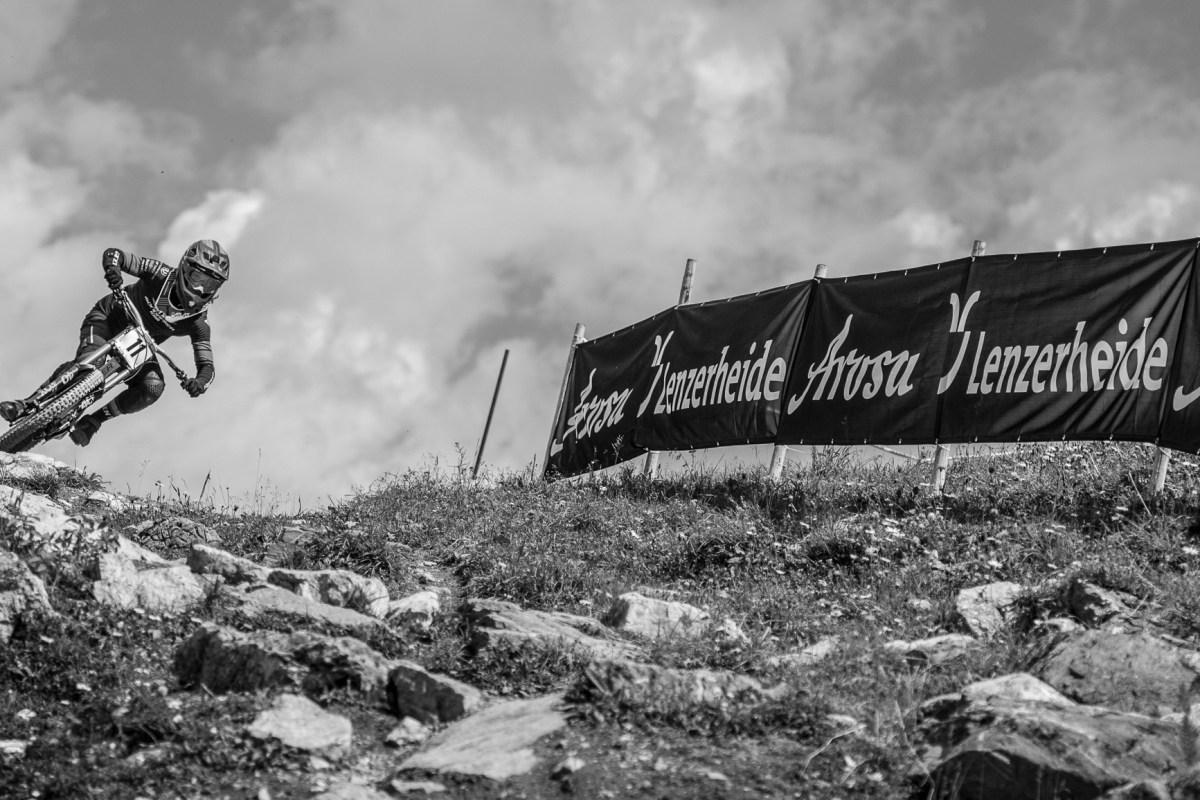 Lenzerheide Worldcup 2017 Downhill UCI
