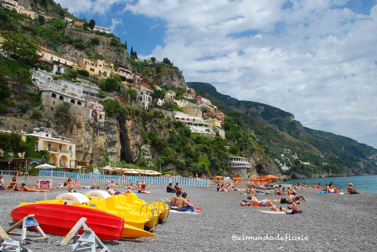 Recorriendo la Costa Amalfitana| Parte 1