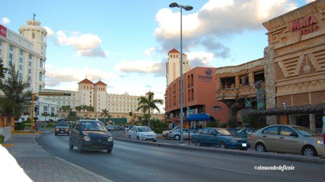 Hoteles en Cancún