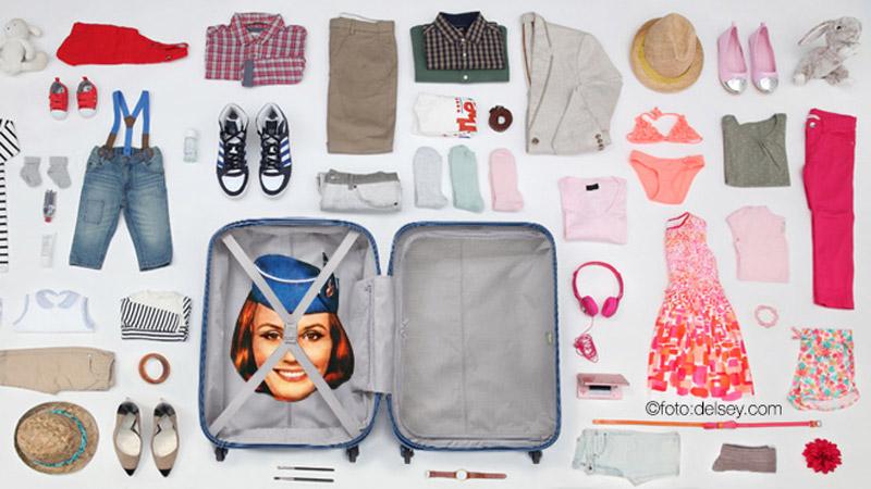Trucos para viajar sólo con equipaje de mano