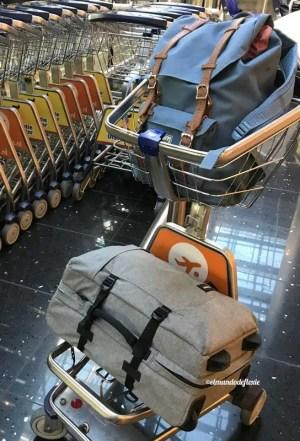 8414f24c7 Trucos para viajar sólo con equipaje de mano - El mundo de Floxie