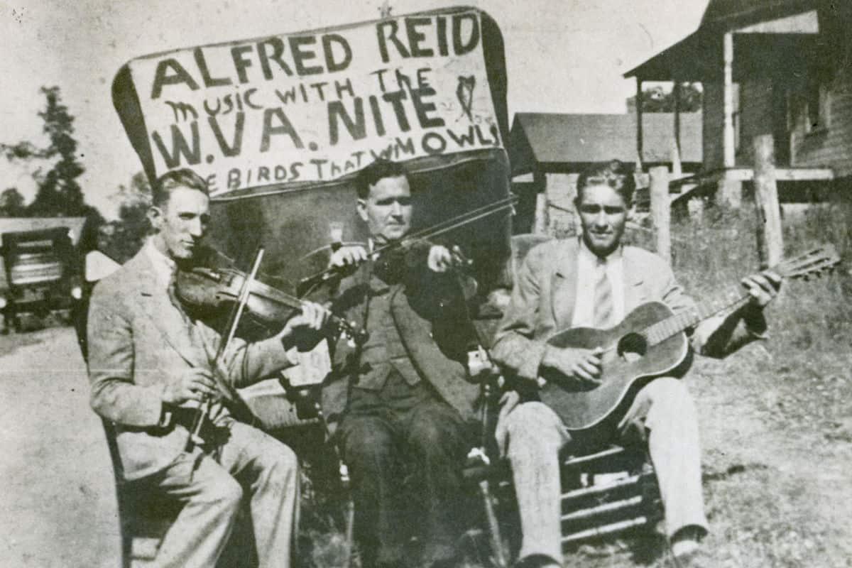 Image result for blind alfred reed