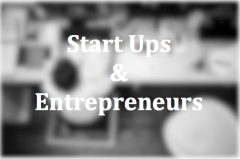 Start Ups and Entrepreneurs Button on Executive Coaching Services by Floyd Jerkins