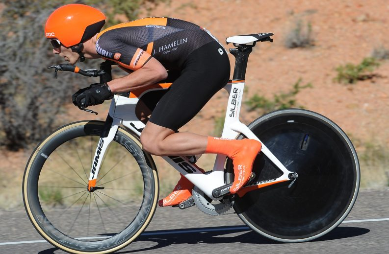 Adam at the Tour of the Gila ©VeloImages