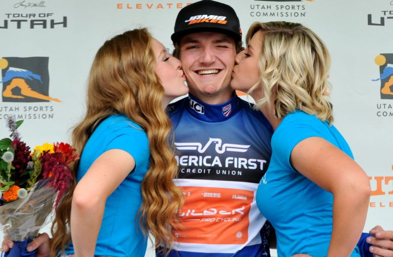 PA takes overall Fan Favourite at the Tour of Utah © VeloImages