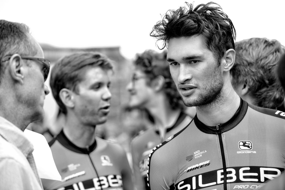 Team Presentation at Utah ©VeloImages