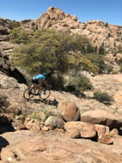 Pre-Riding in Prescott