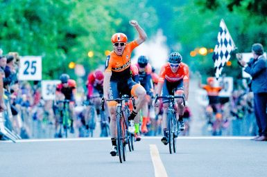 PA wins the National Crit Champs © Pasquale Stalteri