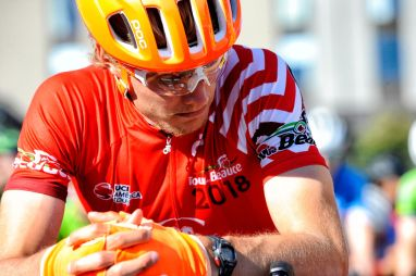 Stage 3b: Roberge in Red Roberge in Red