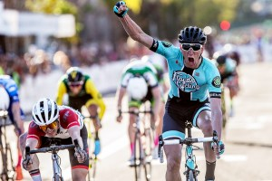 Noah Granigan wins stage 4 at the 2019 Redlands Classic