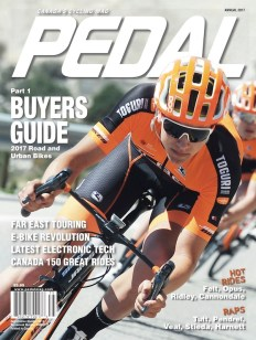 Results: One of Brian's pics from Day 3 makes it to the cover of http://pedalmag.com/current-issue/