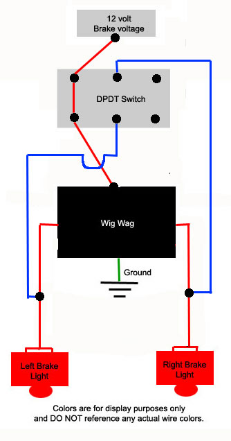 Wig Wag Wiring Circuits Wig Circuit Diagrams