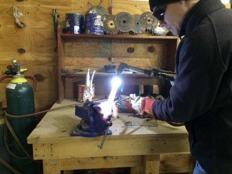 Stefan welding