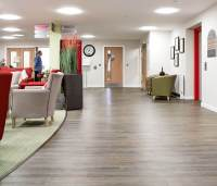 Healthcare, Care Home & Hospital Flooring | FLR Group