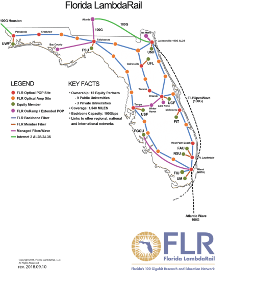 small resolution of deployed over 1 540 miles of dark fiber the flr network infrastructure provides for a dedicated statewide communications facility linking major nodes