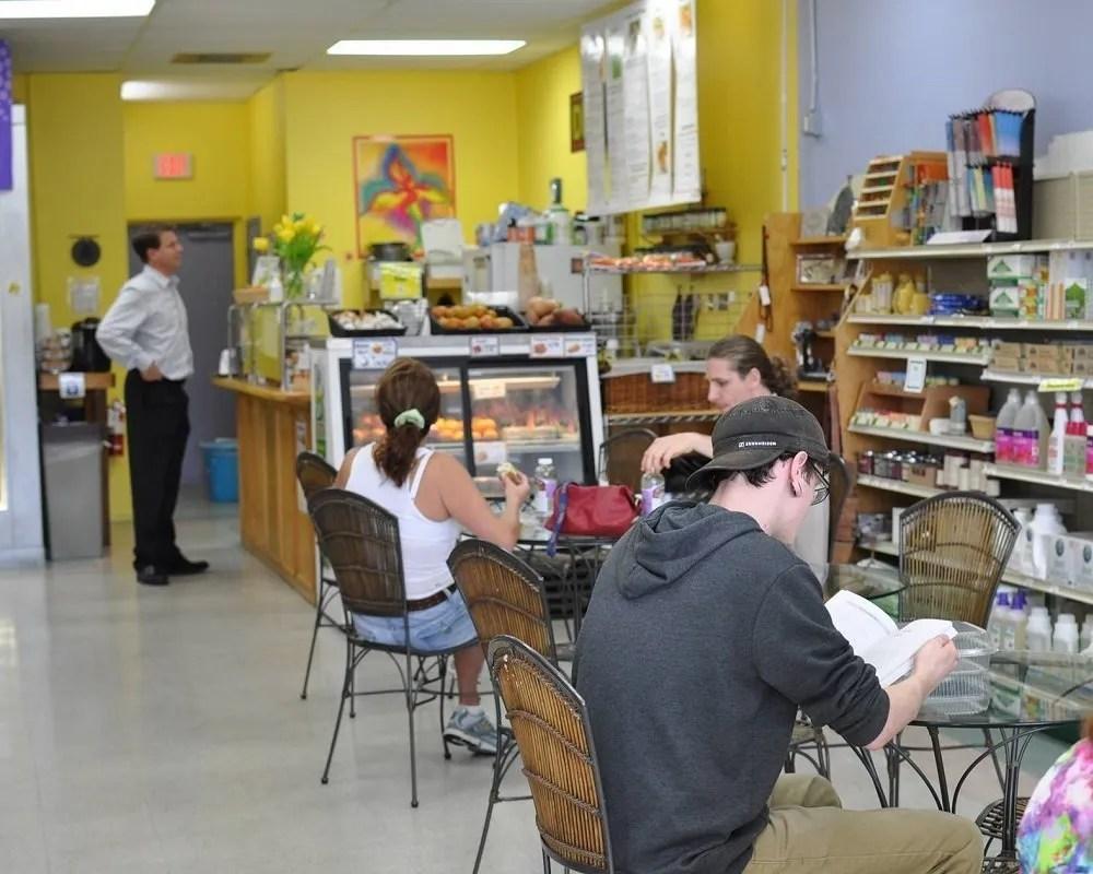 Health Food Store For Goodness Sake Sustainable & Organic Marketplace - Florida Sustainability