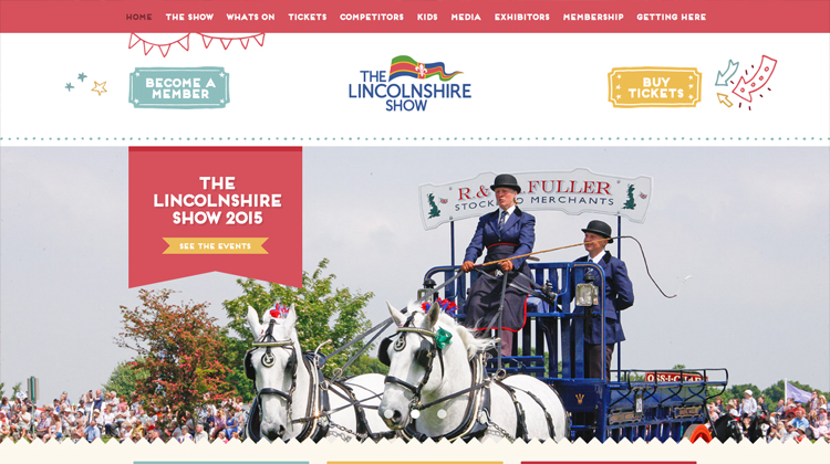 The Lincolnshire Show 2015