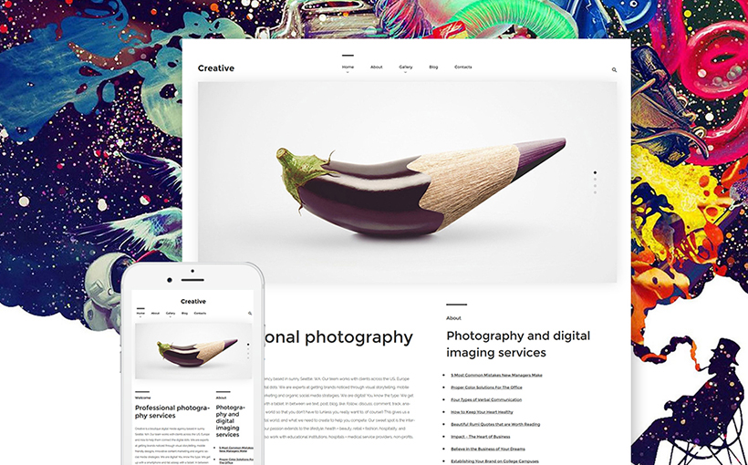 artistic-photography-wordpress-theme