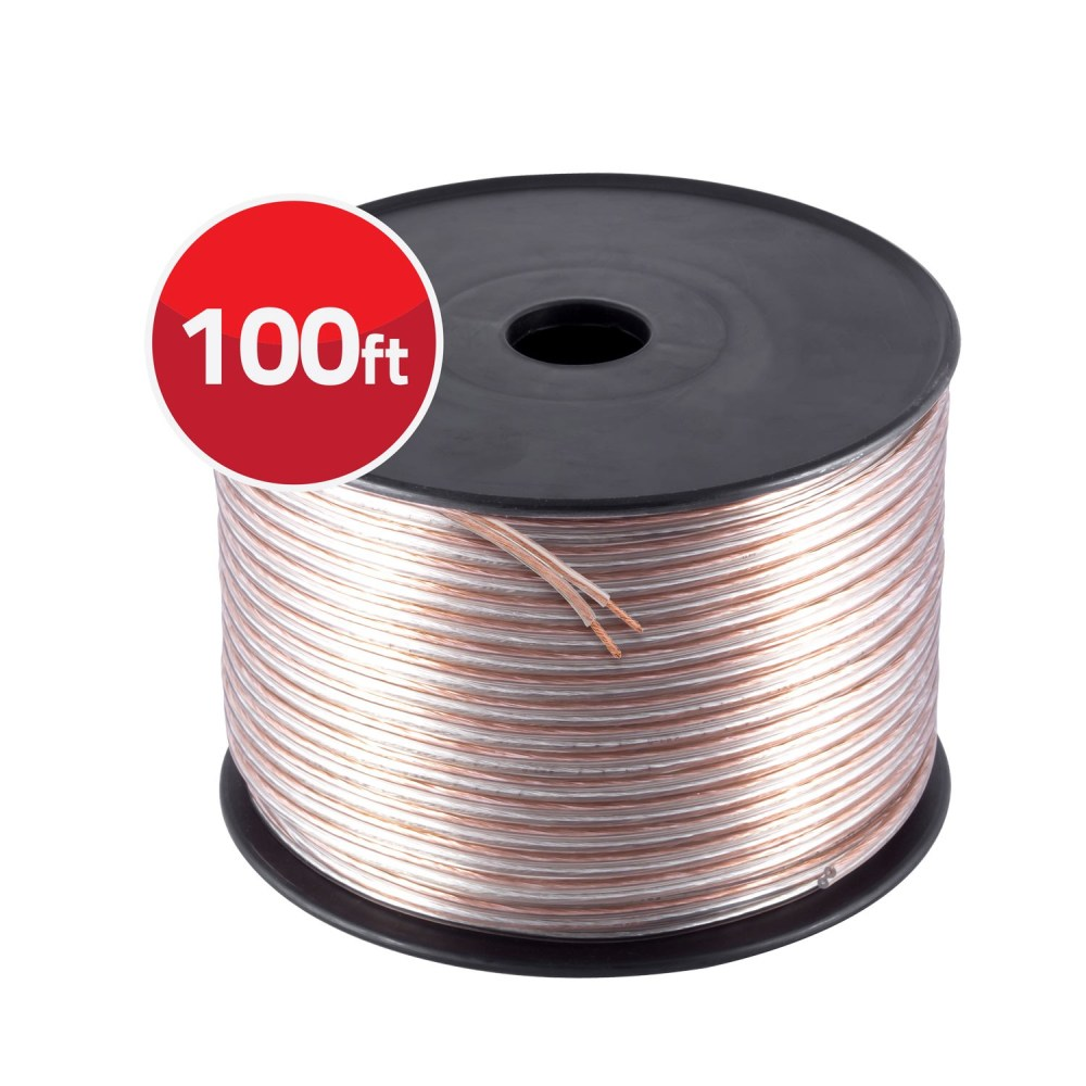 medium resolution of 100 12 gauge high flex precision audio cable ultra speaker wire fluance