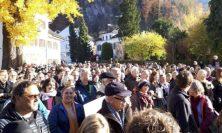 Demonstration Hohenems