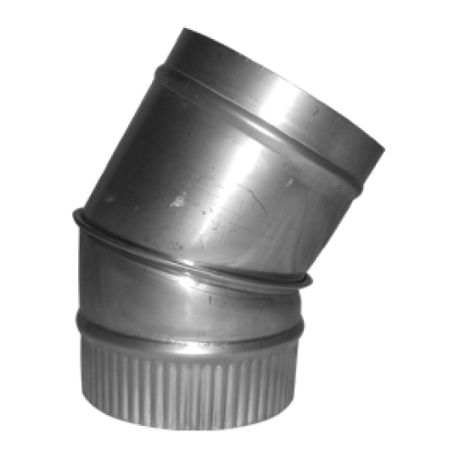 30 Degree Stainless Steel Pipe Elbow 8 (200mm) [TSWP
