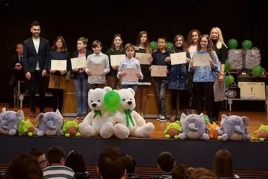 Ceremonia de Premios Fluency