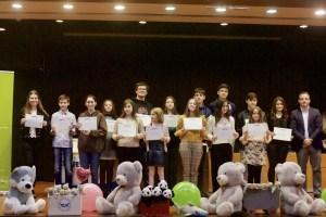 Ceremonia de Premios Fluency 2019