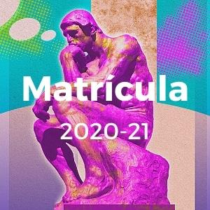 Woocommerce Matrícula 2020-21