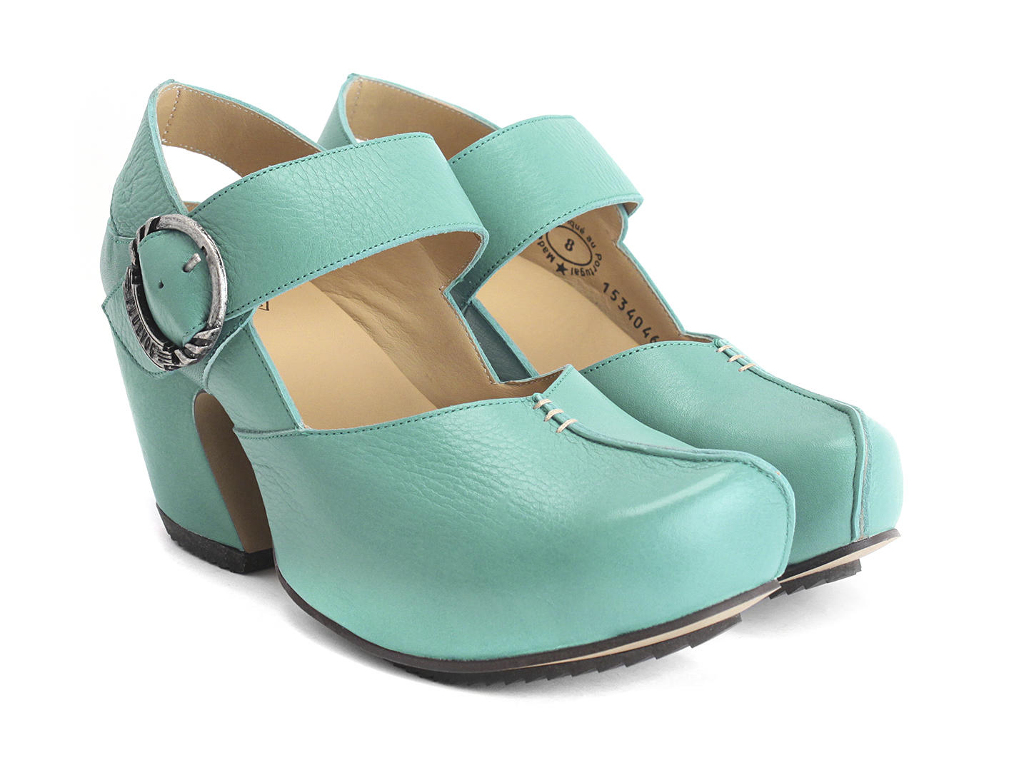 Fluevog Shoes  Shop  Guide Turquoise  Platform Mary