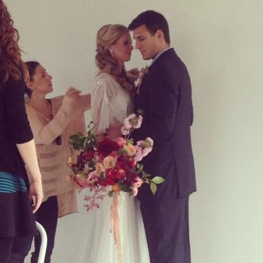 Bride Artistry Photoshoot – Behind the Scenes