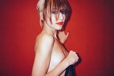 Photo Giacomo Rebecchi Model Sarah Moon (aka Sara Tulli)