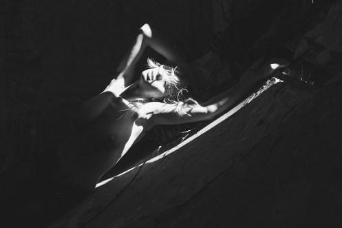 Photo Riccardo Bandiera, model Natasha Legeyda