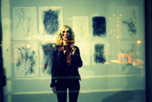 Gio Blonde, Mirrors & Identity 1