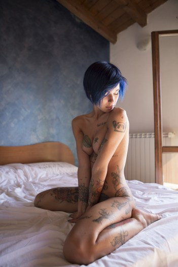 Photo Marco de Paola, model Marika Puffa