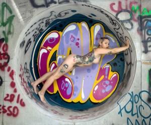 Photo Roberto Manetta, model Carolyn Jean
