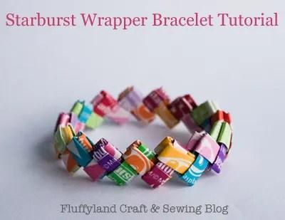 starburst wrapper bracelet tutorial!