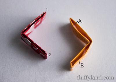 starburst involucro bracciale tutorial