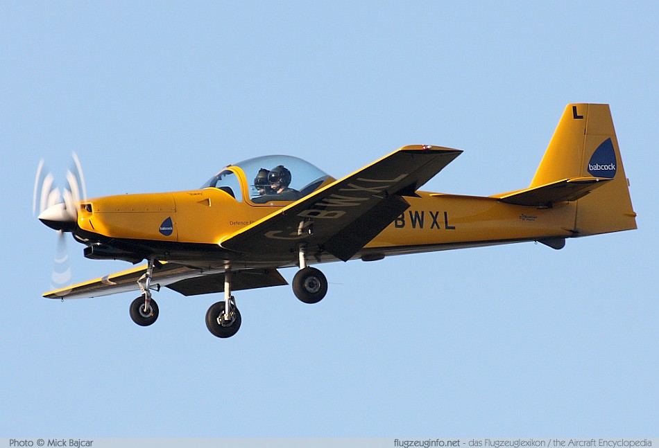 Slingsby T67 Firefly  Specifications  Technical Data  Description