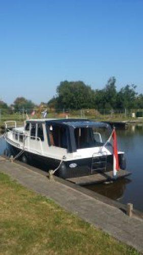 roest op de boot