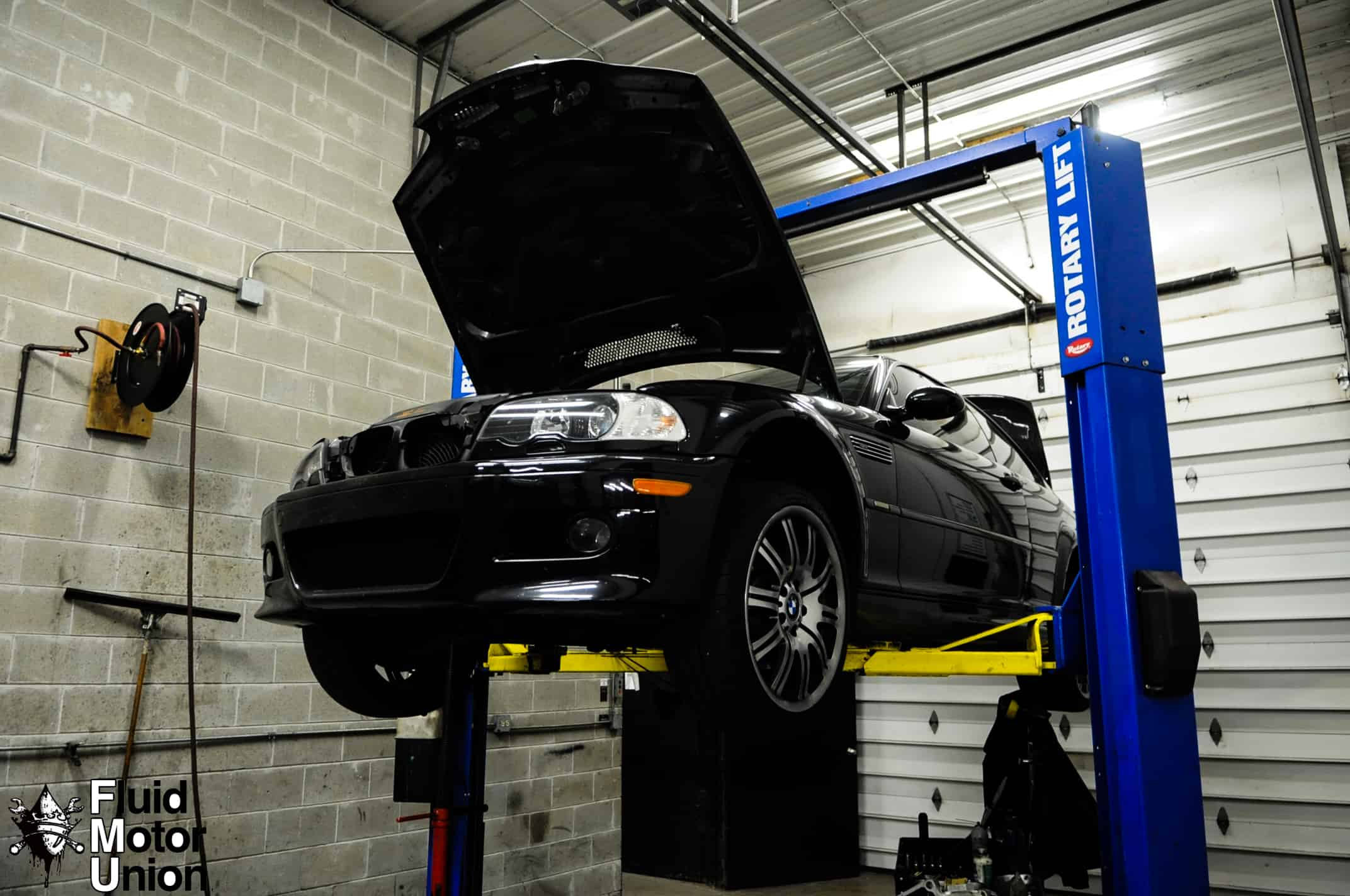 BMW E46 M3 Clutch Replacement using OE Sachs parts