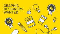 Graphic Designers Wanted