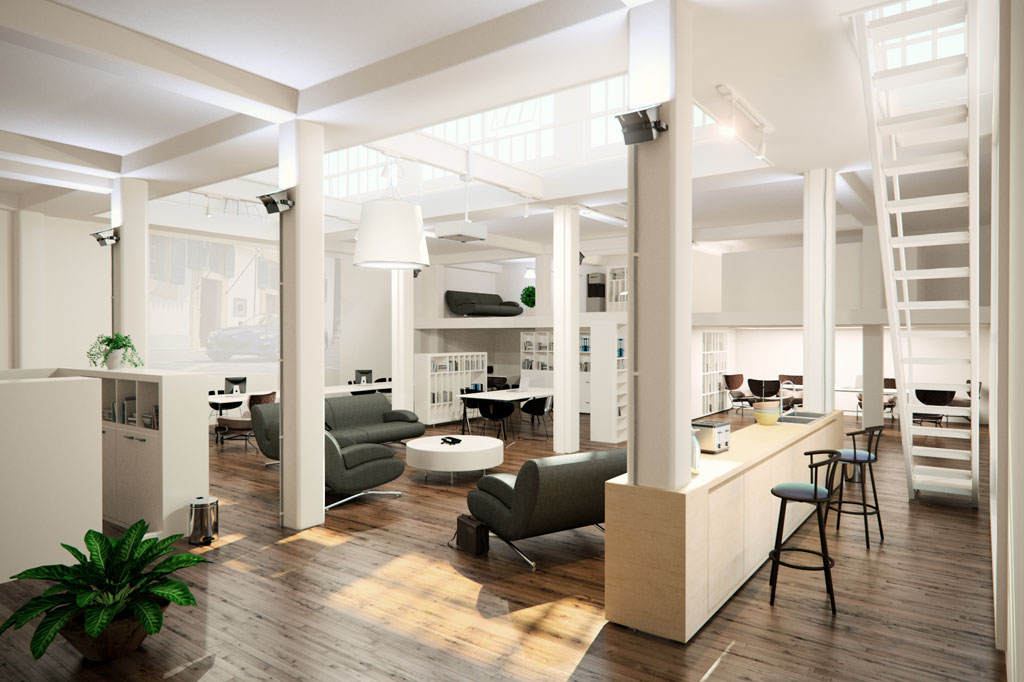 3D Interior Design Renderings In Real Time FluidRay RT Software