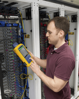 telephone patch panel wiring diagram volvo v70 1998 cabling mistakes 1 specify channel testing while installing permanent link refresher data center two connector gif