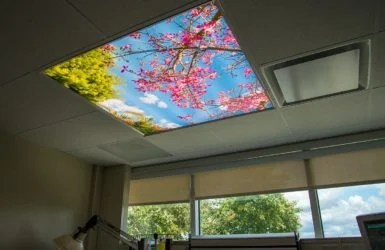 SKY PANELS BestSelling Fluorescent Ceiling Light Covers