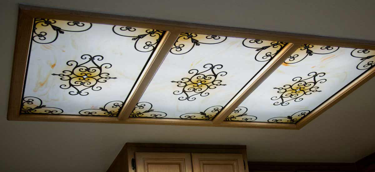 fluorescent light covers
