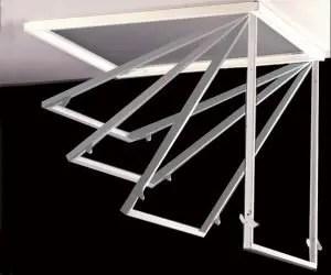 RETROFIT lighting frames