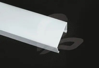 F-2082 CPA: 2 Lite Wrap Around Replacement Light Cover