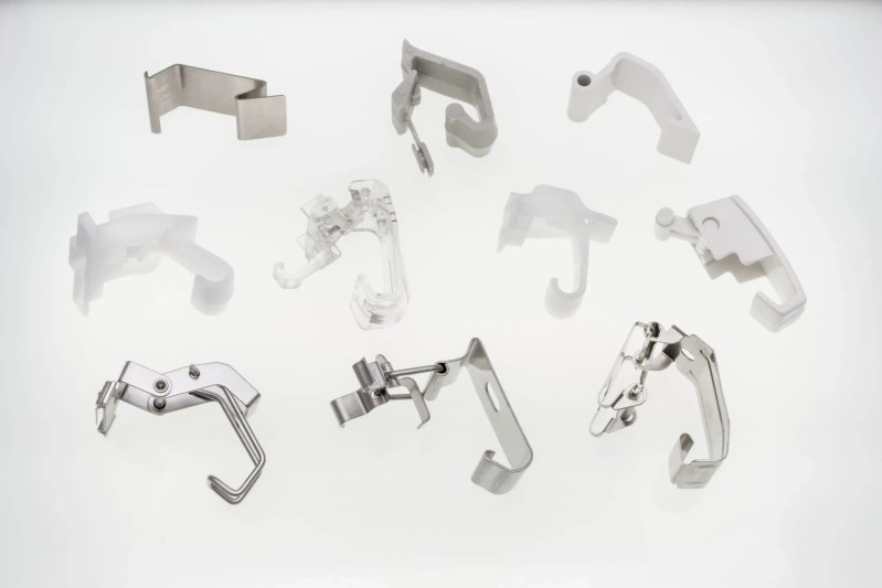 Fluorolite Plastics Product Latch Hero