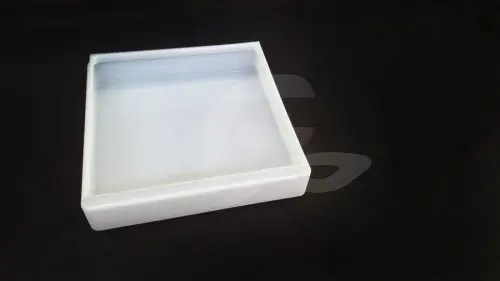 cloud puff and fluorescent light cover diffuser for broken and damaged light covers